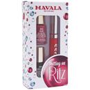 Mavala Putting on the Ritz Nail Polish and Lipgloss – Charleston
