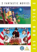 DOUBLE: WILLY WONKA / CHARLIE  CHOCOLATE FACTORY (2PK)