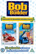 Bob the Builder: Double Christmas Pack (Feast of Fun / Bobs White Christmas)