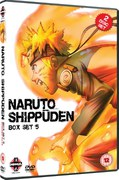Naruto Shippuden Box Set 5 (Episodes 53-65)