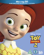 Toy Story 2 3D - Limited Edition Artwork (O-Ring)