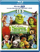 Shrek Forever After 3D (3D Blu-Ray, 2D Blu-Ray en DVD)