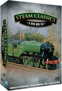 British Steam Classics - Triple Pack