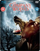 The Company of Wolves - Steelbook Editie (Blu-Ray en DVD)