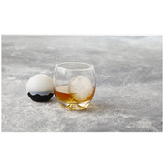 On the Rocks Glass and Ice Ball Mould
