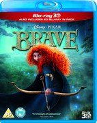 Brave 3D (Includes 2D Blu-Ray)