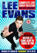 Lee Evans - Complete Live Comedy Collection Special Pack: 1994-2011