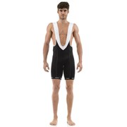Santini Gara Gel Intech Pad Bib Shorts - Black