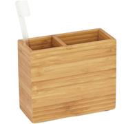 Wireworks Arena Bamboo Toothbrush Box