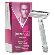 Men Rock The Double Edged Razor