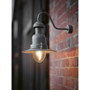 Garden Trading Wall Mounted Fishing Light - Clay