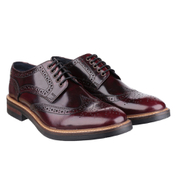 Base London Herren Woburn Budapester - Bordo