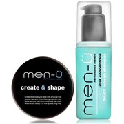 men-ü Refresh and Style Create and Shape Set