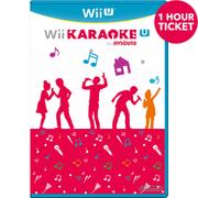Wii Karaoke U by JOYSOUND 1 Hour Ticket - Digital Download