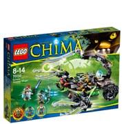 LEGO Chima: Scorm's Scorpion Stinger (70132)