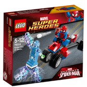 LEGO Super Heroes: Spider-Trike vs. Electro (76014)