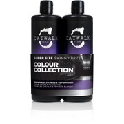 TIGI Catwalk Fashionista Blonde Tween Duo 2 x 750ml (Worth £33.95)