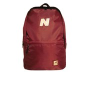 New Balance 410 Backpack - Burgundy/Yellow