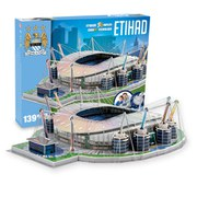 Manchester City 3D Jigsaw Puzzle