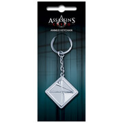 Assassin's Creed Metal Animus Logo Key Chain