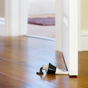 Paint Tube Doorstop - Black