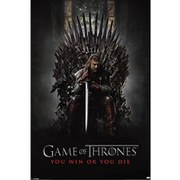 Game Of Thrones You Win or You Die - Maxi Poster - 61 x 91.5cm