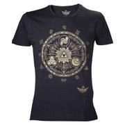The Legend Of Zelda - T-Shirt (Black)
