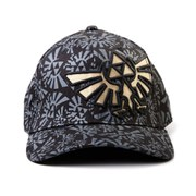 The Legend Of Zelda - Flex Cap (Black)