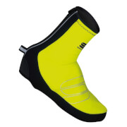 Sportful Reflex Windstopper Shoe Covers - Yellow Fluo/Black