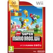 Wii Nintendo Selects New Super Mario Bros