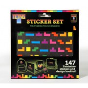 Tetris Sticker Set