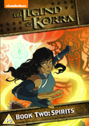 Legend Of Korra - Volume Two: Spirit Of The Competition