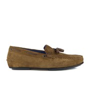 Ted Baker Men's Muddi Suede Moccasins - Dark Tan