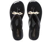 Ted Baker Women's Heebei Jelly Flip Flops - Black