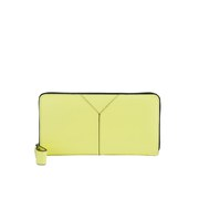 HUGO Vanilla Long Wallet - Pastel Yellow