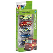 Corgi 5 Pack Emergency Vehicles