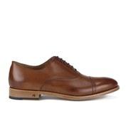 Paul Smith Men's Berty Leather Brogues - Tan Parma