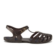 Vivienne Westwood for Melissa Women's Aranha Hits Flat Sandals - Summer Glitter