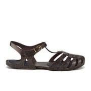 Vivienne Westwood for Melissa Women's Aranha Hits Flat Sandals - Summer Glitter