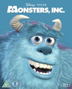Monsters Inc - Limited Edition Artwork (O-Ring)