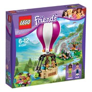 LEGO Friends: Heartlake Hot Air Balloon (41097)