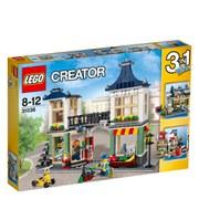 LEGO Creator: Speelgoedwinkel en Supermarkt (31036)