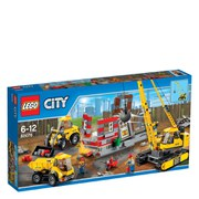 LEGO City: Abriss-Baustelle (60076)