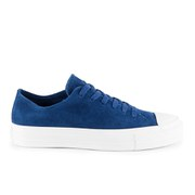 Converse Men's Chuck Taylor All Star Sawyer Suede OX Trainers - Midnight Hour