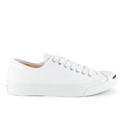 Converse Men's Jack Purcell LTT Canvas Trainers - White