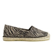 IIse Jacobsen Women's Animal Espadrilles - Sandshell