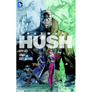 Batman: Hush Complete Paperback Graphic Novel