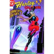 DC Comics Harley Quinn Welcome to Metropolis Paperback