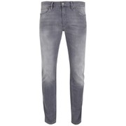 HUGO Men's 734 Slim Fit Jeans - Dark Grey
