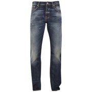 Nudie Jeans Men's Steady Eddie 'Regular Straight' Jeans - Mike Replica